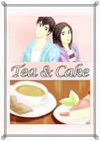 Tea and Cake (Cover Page) by Shinycake
