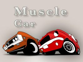 Muscle Car by vicing
