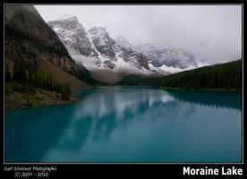 Moraine Lake by KSPhotographic