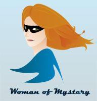 Woman of Mystery by Nefthys