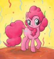 Pinkie pie - Party TIme! MLP by icanhazcuteness