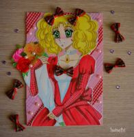 Candy postcard by heiseihi
