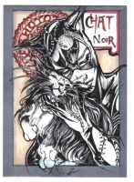 sketchcard for cancer charity by weshoyot