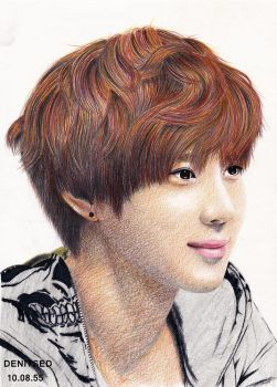 SHINee Taemin by DENITSED