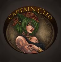captain cleo by Harpyqueen