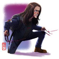 Laura X-23 by Archiri