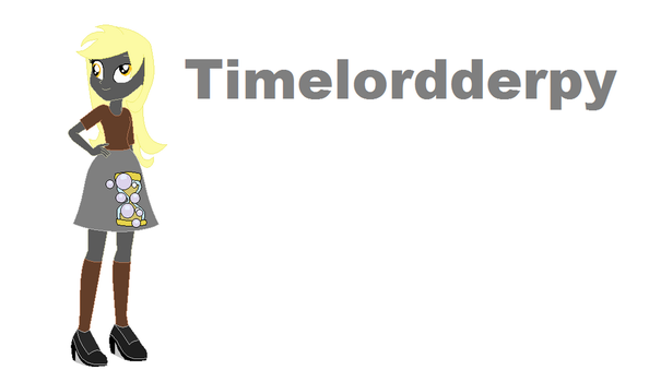 Timelordderpy by timelordderpy