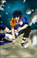Gray x Juvia Loxar by FanychanCosplay
