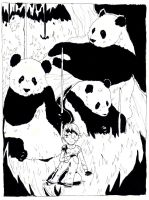 + Giant Pandas + by tokita