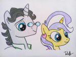 (Request #9) Jet and Upper by YulizieLove