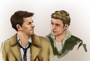 SPN sketch by ymymy