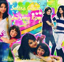 Selena and Joey King edition by Facuu335