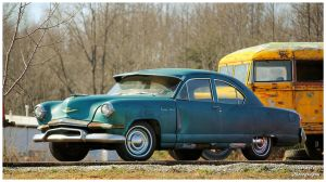 A 1953 Kaiser DeLuxe by TheMan268