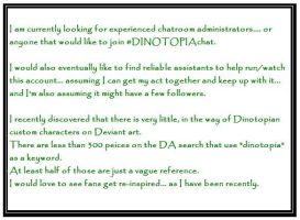 HOPEFULLY AN ATTENTION GRABBER by THE-DINOTOPIA-CLUB