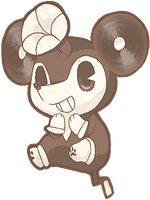 Victrola Mouse by spiffychicken