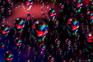 March of a Thousand Drops by steverankin