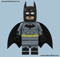 Lego Batman - New 52 by seancantrell