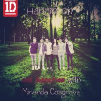 Hangin' On CD Single Cover Fake by iluvlouis