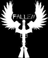 Fallen Logo by northerain