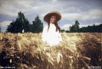 In The Wheat Field by TsarinaAlix