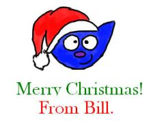 Merry Christmas, Friends by Bill-is-back
