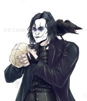The Crow by BAM---BAM