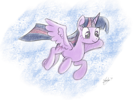 Leisurely Flight by stuhp