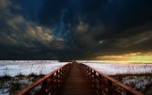 Boardwalk- Orange Beach, Alabama... by pixeldawg
