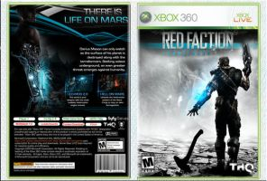 Red Faction: Armageddon by CmM359821