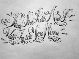 script lettering 3 by jessicore666