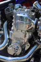 Supercharged motorcycle by finhead4ever