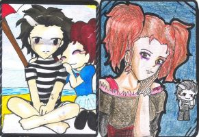 sweeney todd aceo cards by KyouyaGavin