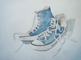 Trampki (Sneakers) by BettyNobs