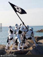 Stormtroopers Patriotism by CayleHolt