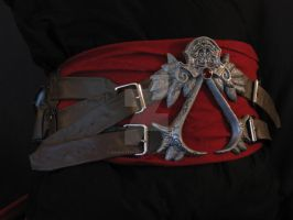 Ezio Belt by RageKittenDesigns
