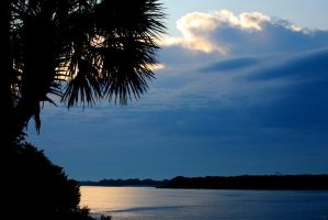 Calabash River by Doumanis
