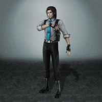 Dynasty Warriors 8 Jia Chong by ArmachamCorp