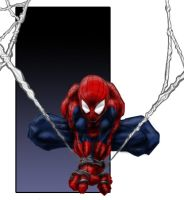 spidey-man by jamce