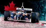 Canadian Hero by ferrariartist