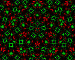 Kaleidoscope Design 10 by DennisBoots