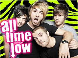 All Time Low Wallpaper 3 by MissMusicMartina