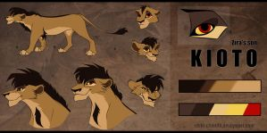 -Kioto, Zira's son- by STAFREE