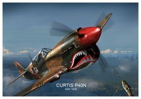 curtis p40n by dugazm