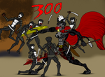 300!!! by marcioo9