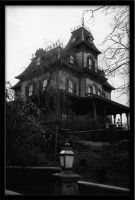 Ghost's House FRANCE by shadow-kat-ana