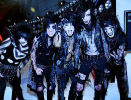 Black Veil Brides VMAs by DimitriBelikov