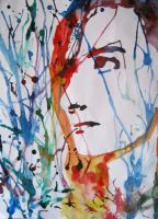 me by watercolors by Sarah-Sky
