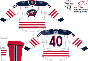 Columbus Blue Jackets Home FINAL by thepegasus1935