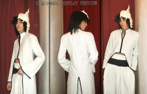 Ulquiorra cosplay preview by Hidrico