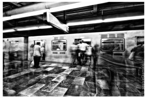 Rush Hour by eDamak